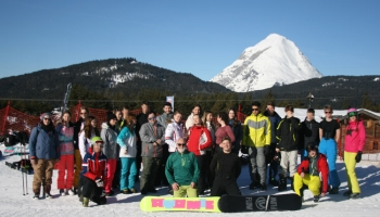 Snowcamp in Seefeld