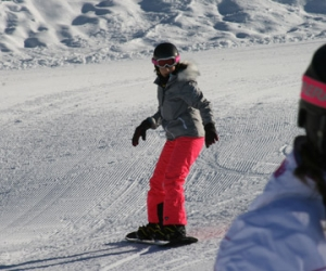 Ludwig Uhland Schule Birkenfeld - Snowcamp in Seefeld